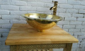 Moroccan sinks