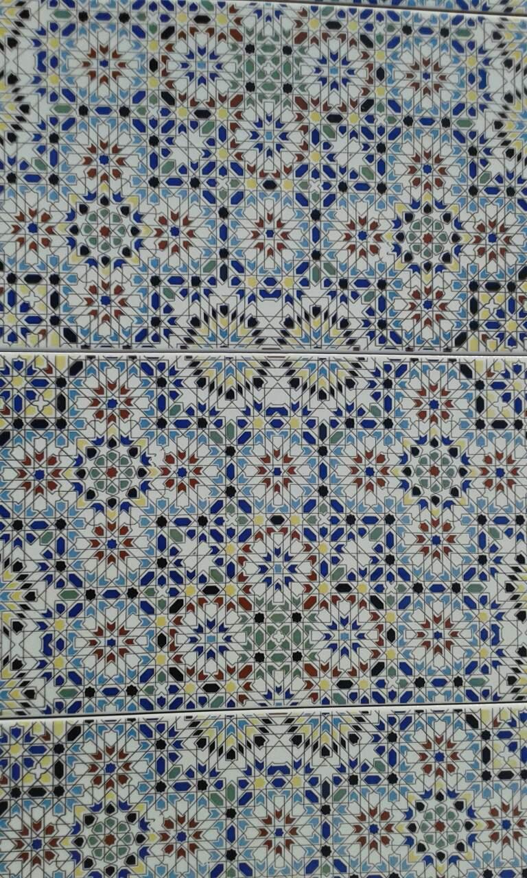 Marokkaanse Badkamer Tegels : Marokkaanse tegels badkamer
