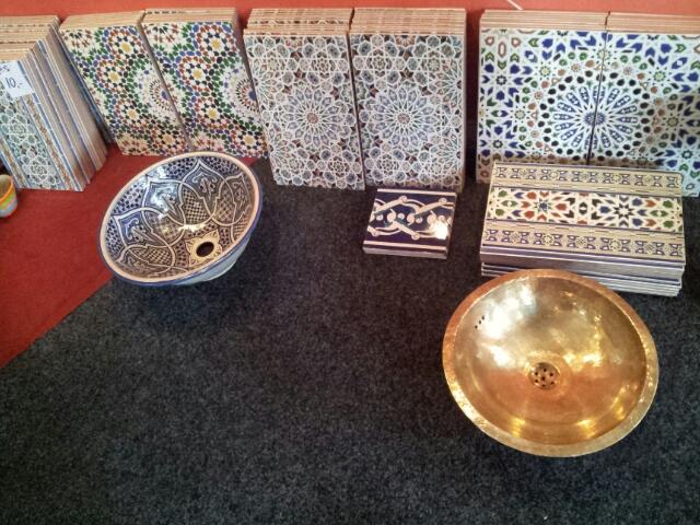 Kosten Betonnen Badkamer ~ Een badkamer of keuken met Marokkaanse tegels is altijd een unieke